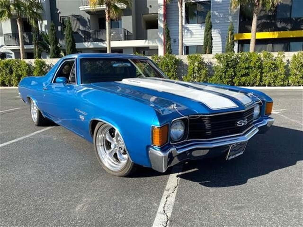 1972 Chevrolet El Camino (CC-1321752) for sale in Anaheim, California