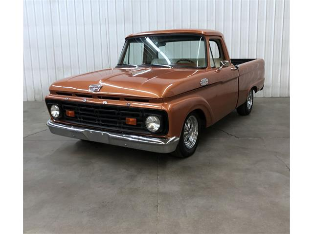 1964 Ford F100 (CC-1321758) for sale in Maple Lake, Minnesota