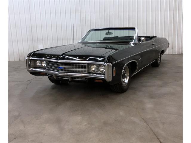 1969 Chevrolet Impala (CC-1321760) for sale in Maple Lake, Minnesota