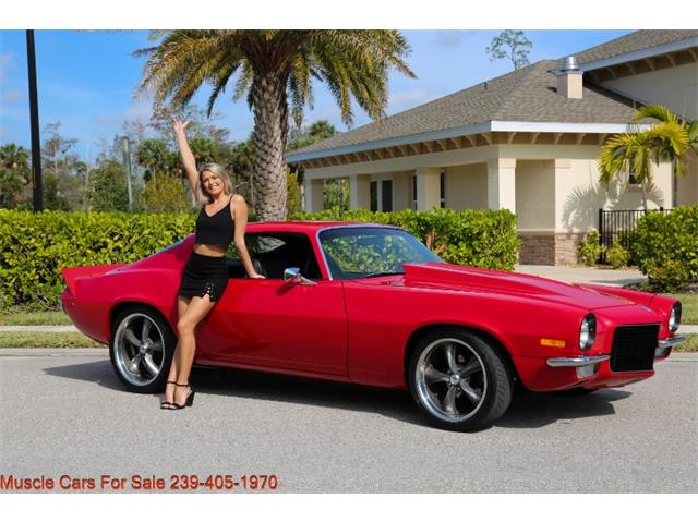 1972 Chevrolet Camaro (CC-1321765) for sale in Fort Myers, Florida