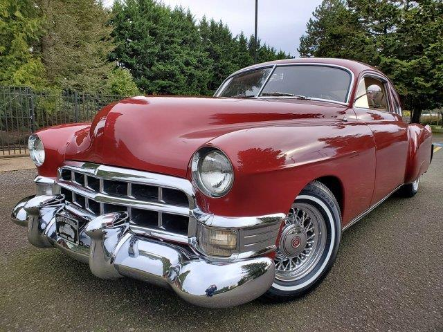 1949 Cadillac Series 61 (CC-1321768) for sale in Eugene, Oregon