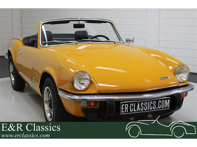 1974 Triumph Spitfire (CC-1321772) for sale in Waalwijk, Noord-Brabant