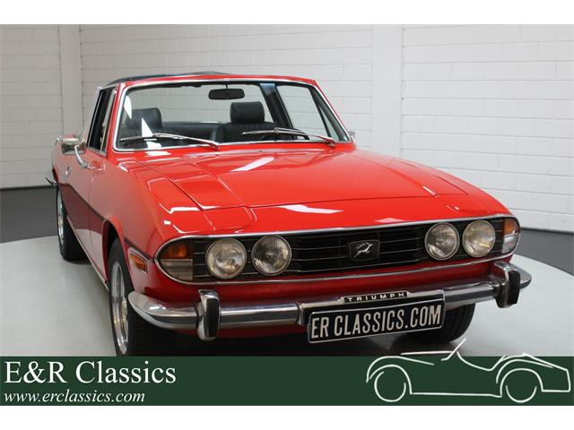 1974 Triumph Stag (CC-1321779) for sale in Waalwijk, Noord-Brabant