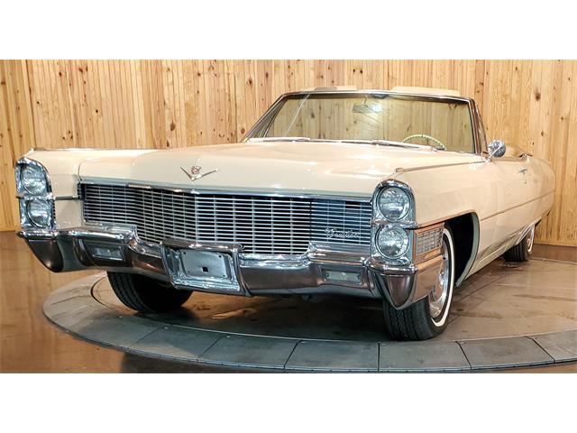 1965 Cadillac DeVille (CC-1321790) for sale in Lebanon, Missouri