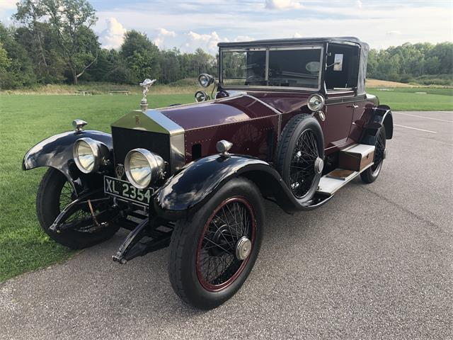 1921 Rolls-Royce Silver Ghost (CC-1321793) for sale in Solon, Ohio