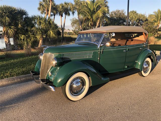 1936 Ford Model 68 (CC-1321797) for sale in Solon, Ohio