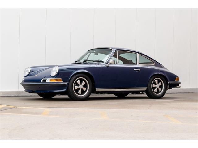 1972 Porsche 911S (CC-1320180) for sale in Houston, Texas