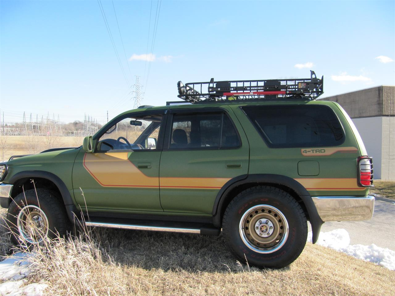 1997 toyota 4runner for sale classiccars com cc 1321801 1997 toyota 4runner for sale