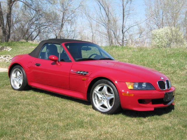 1998 BMW M Roadster (CC-1321806) for sale in Omaha, Nebraska