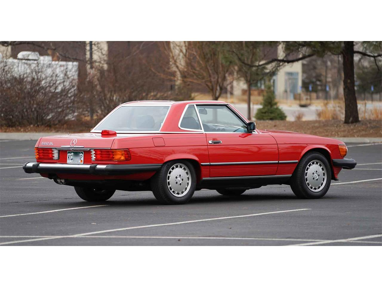 1986 Mercedes-Benz 560SL (CC-1321808) for sale in Englewood, Colorado