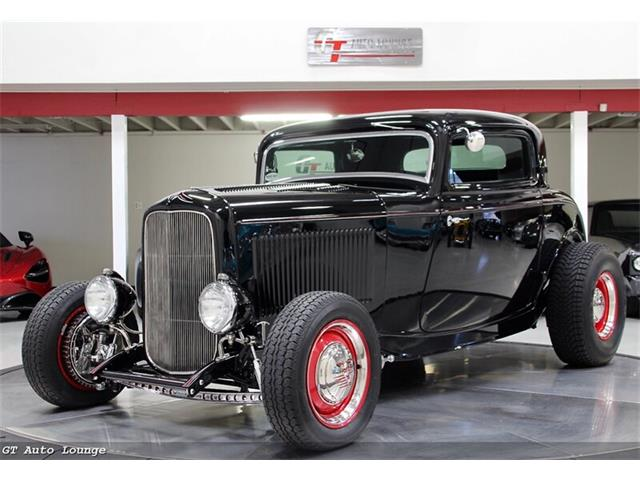 1932 Ford 3-Window Coupe (CC-1320182) for sale in Rancho Cordova, California