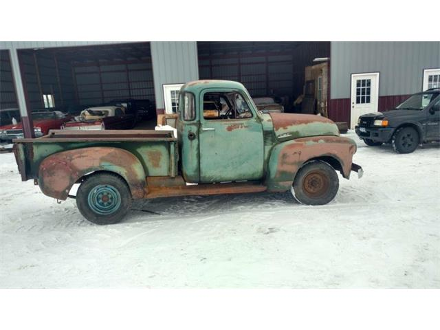 1951 GMC 1/2 Ton Pickup (CC-1321825) for sale in Parkers Prairie, Minnesota