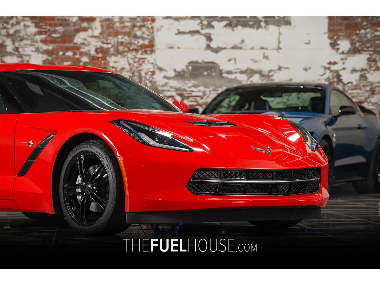 2017 Chevrolet Corvette Stingray (CC-1321826) for sale in Bonner Springs, Kansas
