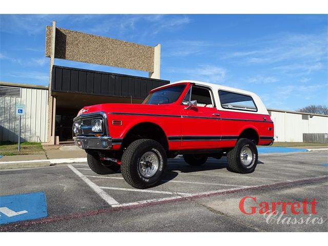 1972 GMC Jimmy (CC-1321827) for sale in Lewisville, TEXAS (TX)
