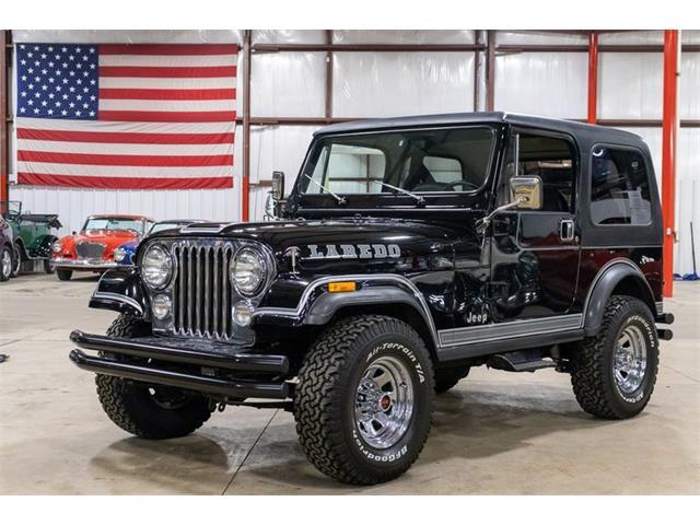 1983 Jeep CJ (CC-1321831) for sale in Kentwood, Michigan