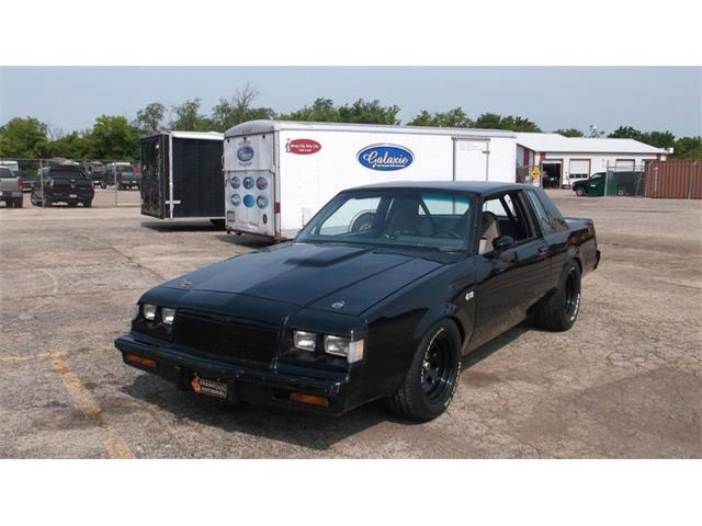1984 Buick Grand National (CC-1321840) for sale in Volo, Illinois