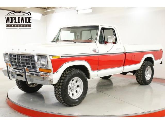 1978 Ford F250 (CC-1321843) for sale in Denver , Colorado