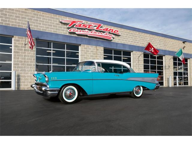 1957 Chevrolet Bel Air (CC-1321868) for sale in St. Charles, Missouri