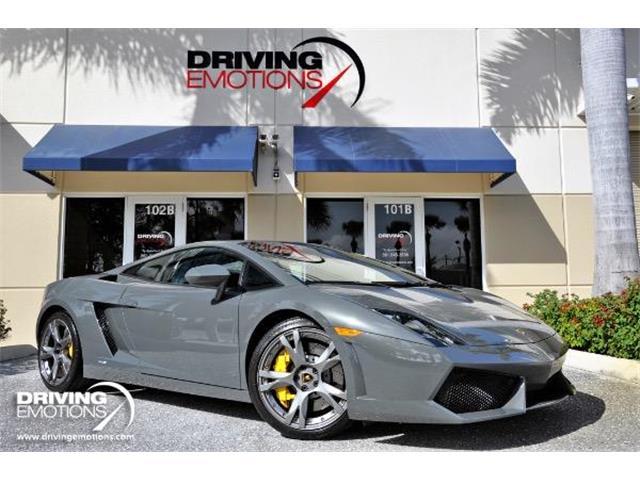 2012 Lamborghini Gallardo LP550-2 (CC-1321873) for sale in West Palm Beach, Florida