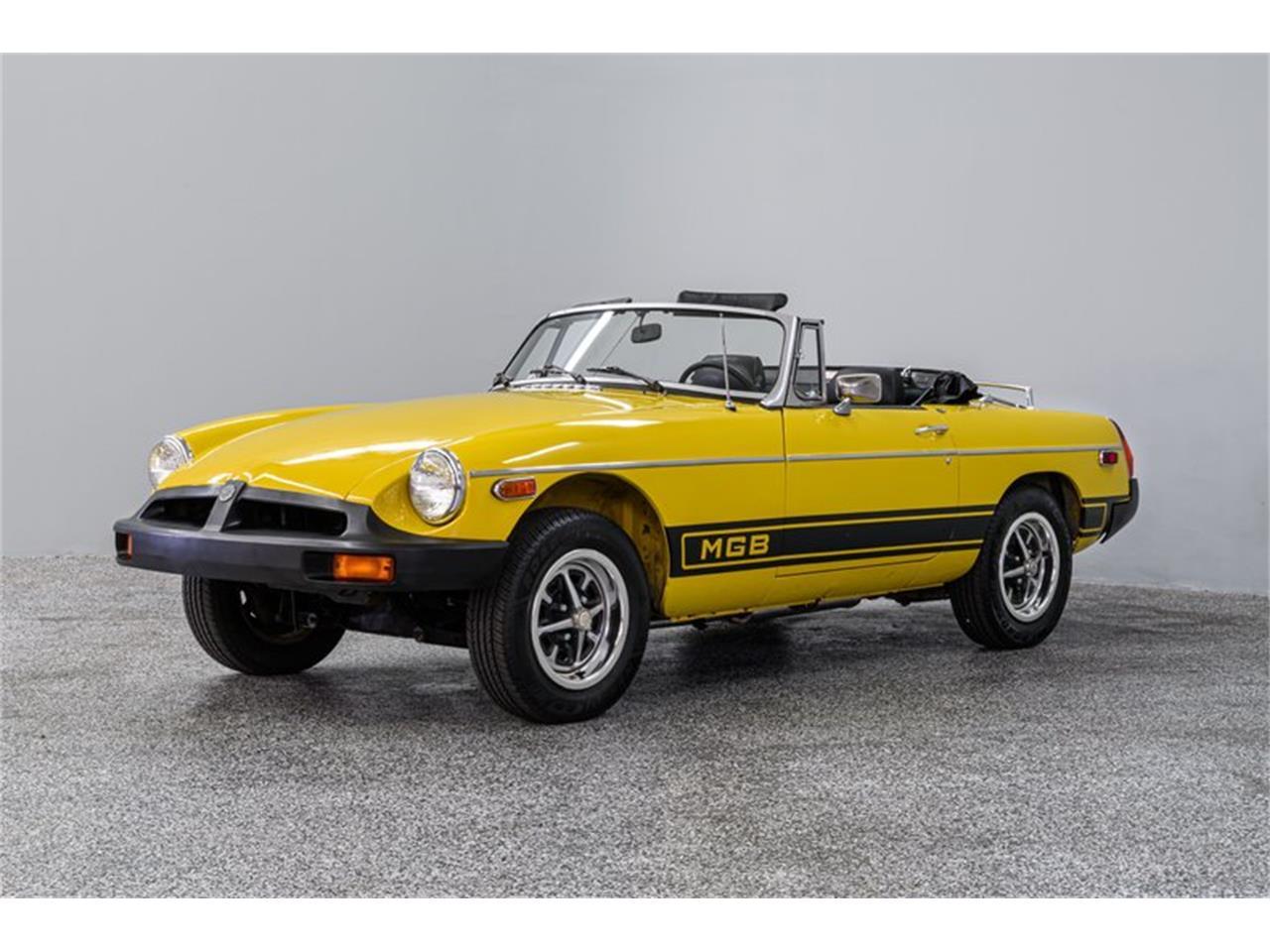 1978 MG MGB (CC-1321875) for sale in Concord, North Carolina