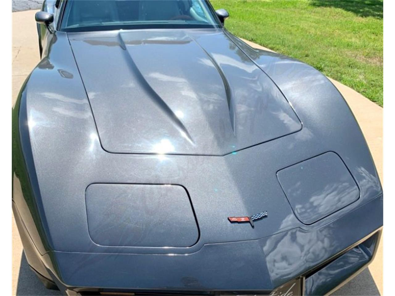 1981 Chevrolet Corvette (CC-1321876) for sale in Arlington, Texas