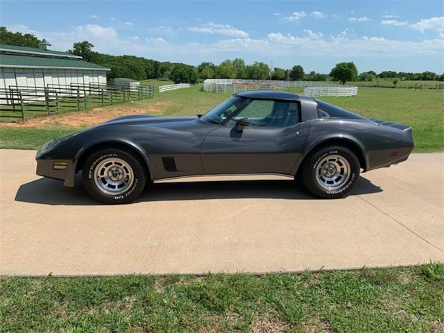 1981 Chevrolet Corvette (CC-1321876) for sale in Arlington, Texas