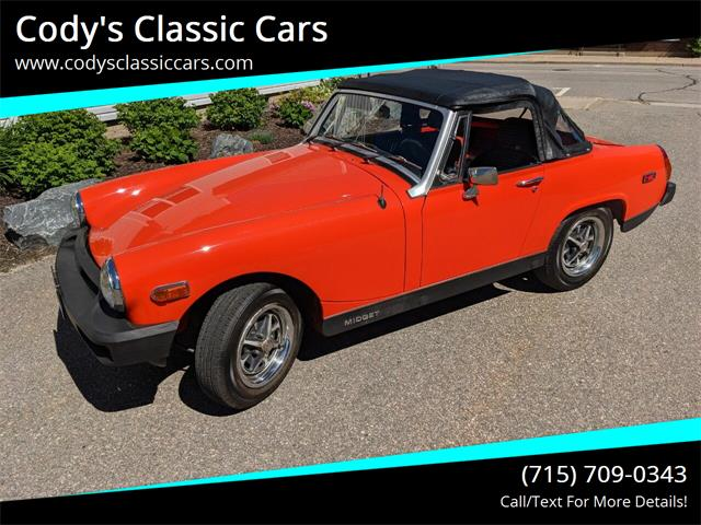 1979 MG Midget (CC-1321888) for sale in Stanley, Wisconsin