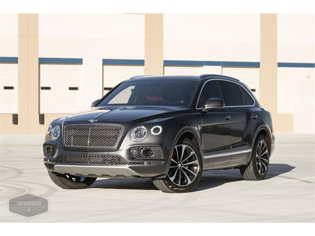 2017 Bentley Bentayga (CC-1320189) for sale in Temecula, California