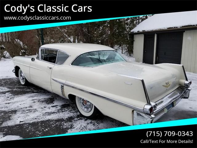 1957 Cadillac Series 62 (CC-1321890) for sale in Stanley, Wisconsin