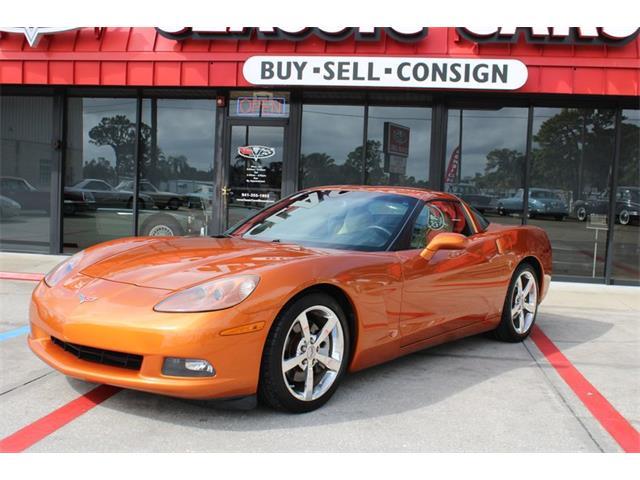 2008 Chevrolet Corvette (CC-1321891) for sale in Sarasota, Florida