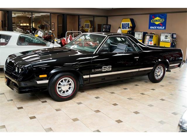 1987 Chevrolet El Camino (CC-1321897) for sale in Venice, Florida