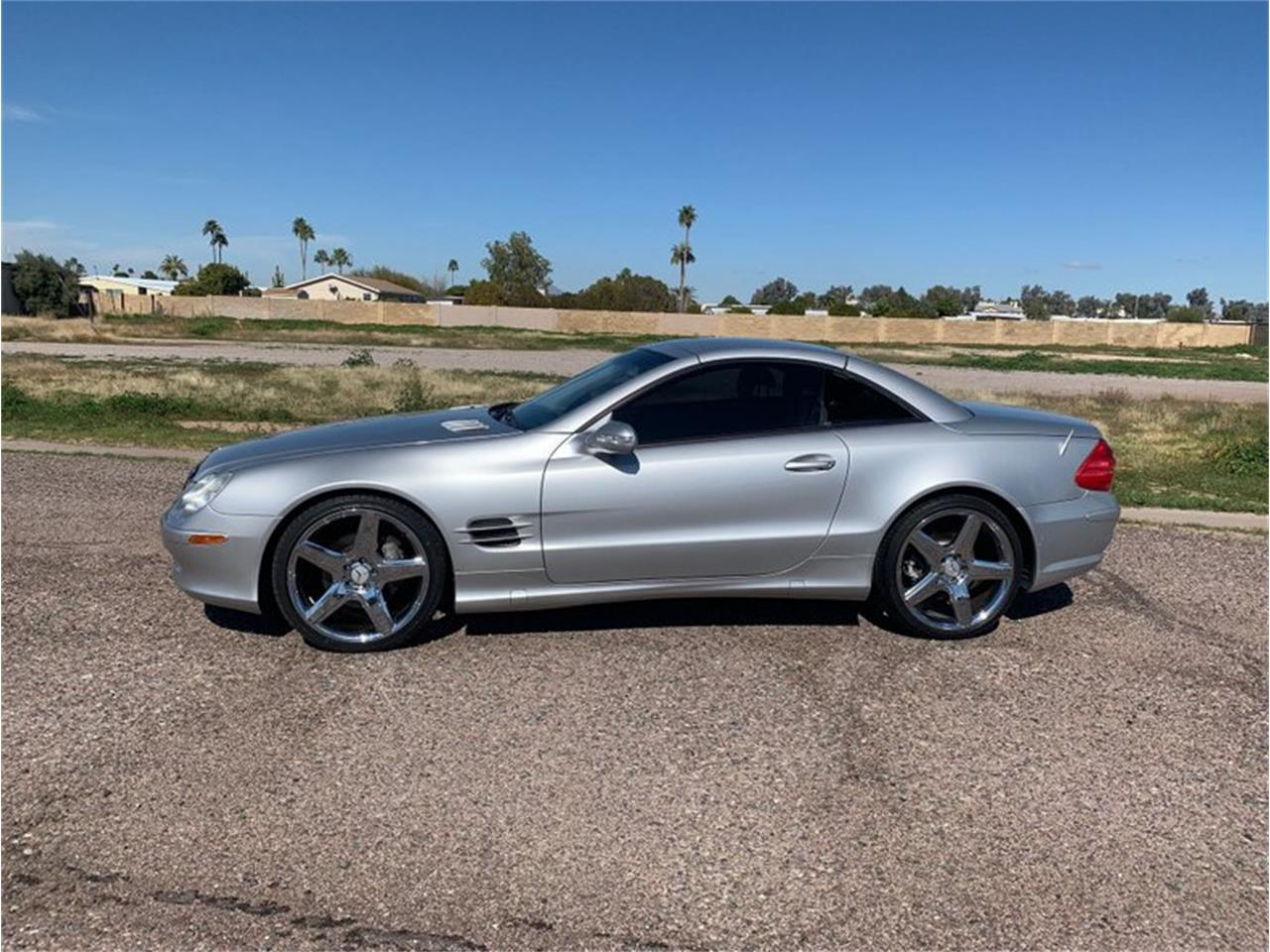 2003 Mercedes-Benz SL500 (CC-1321899) for sale in Punta Gorda, Florida