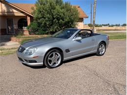 2003 Mercedes-Benz SL500 (CC-1321900) for sale in Punta Gorda, Florida