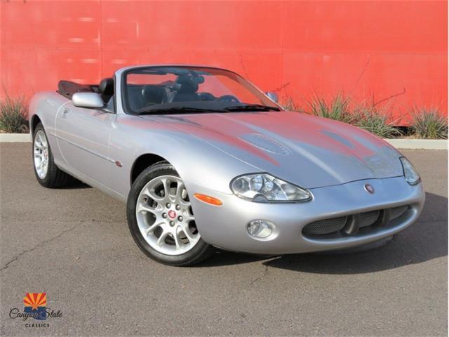2002 Jaguar XK (CC-1321908) for sale in Tempe, Arizona