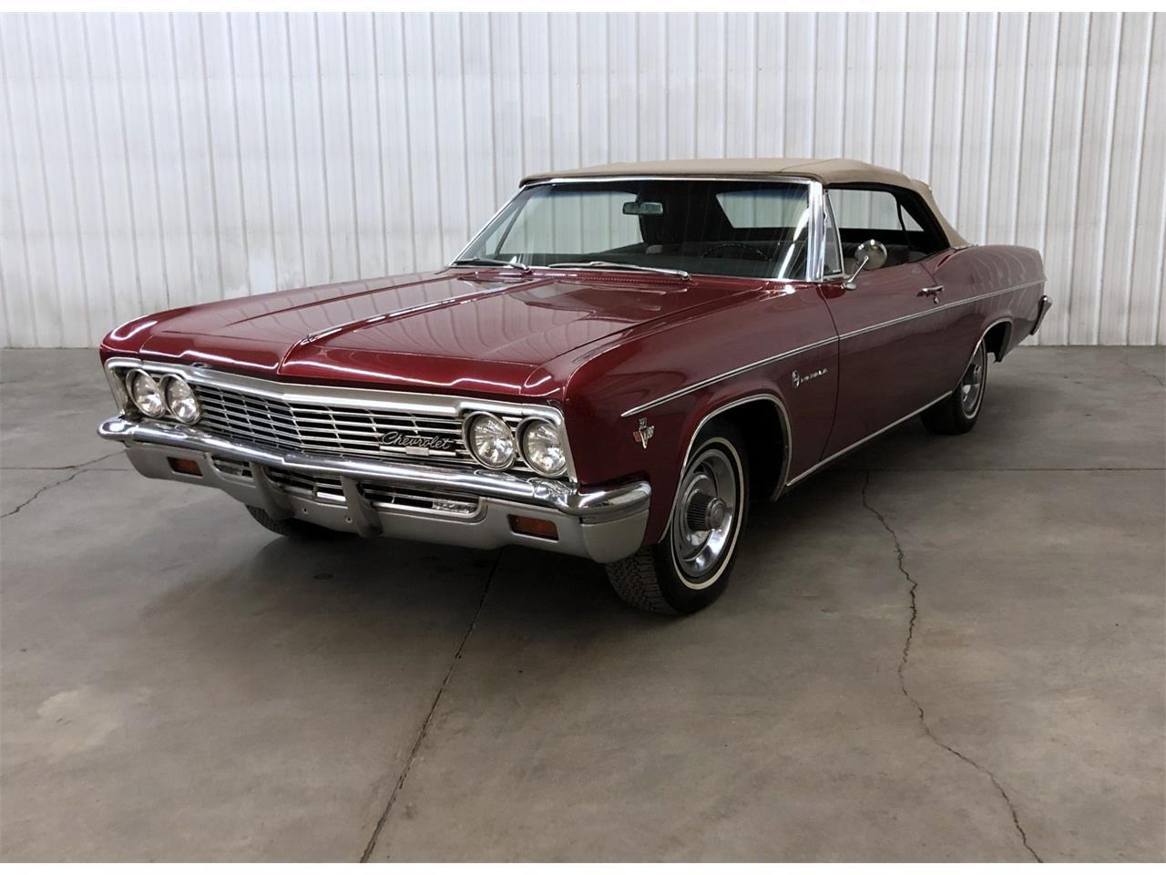1966 Chevrolet Impala (CC-1320191) for sale in Maple Lake, Minnesota