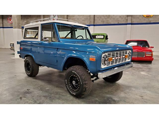 1970 Ford Bronco (CC-1321911) for sale in Jackson, Mississippi