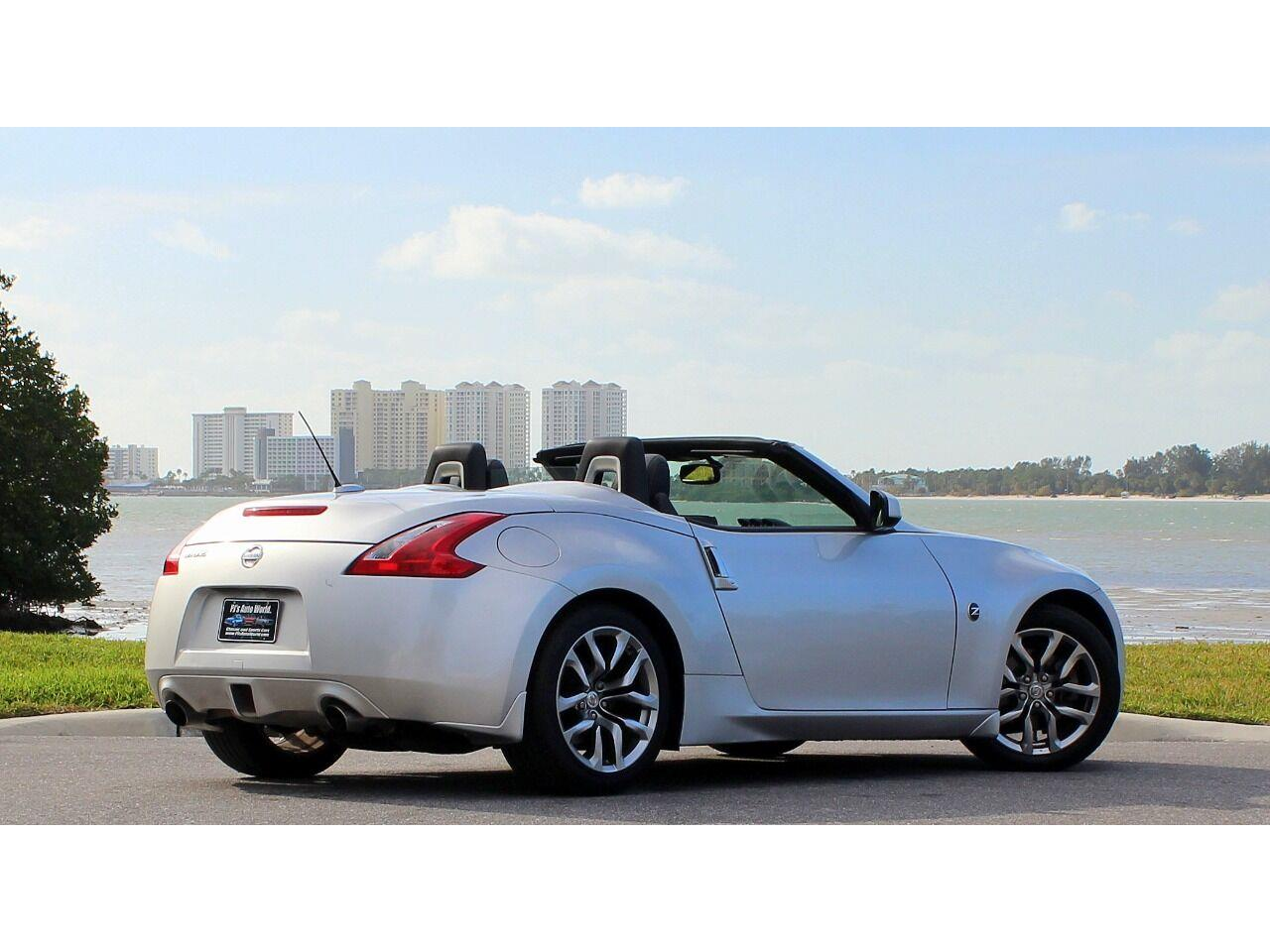 2010 Nissan 370Z (CC-1321920) for sale in Clearwater, Florida