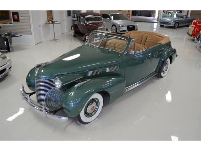 1940 Cadillac 2-Dr Sedan (CC-1321923) for sale in Phoenix, Arizona