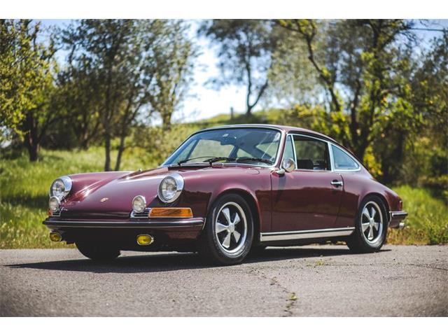 1970 Porsche 911 (CC-1321940) for sale in Fallbrook, California