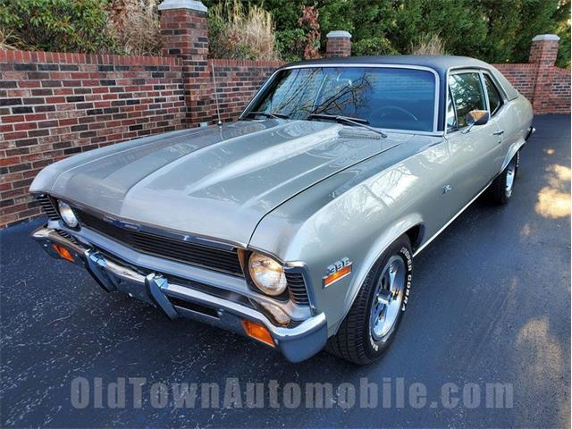1972 Chevrolet Nova (CC-1321945) for sale in Huntingtown, Maryland