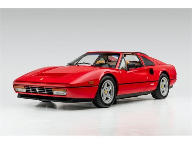 1987 Ferrari 328 GTS (CC-1321947) for sale in Costa Mesa, California