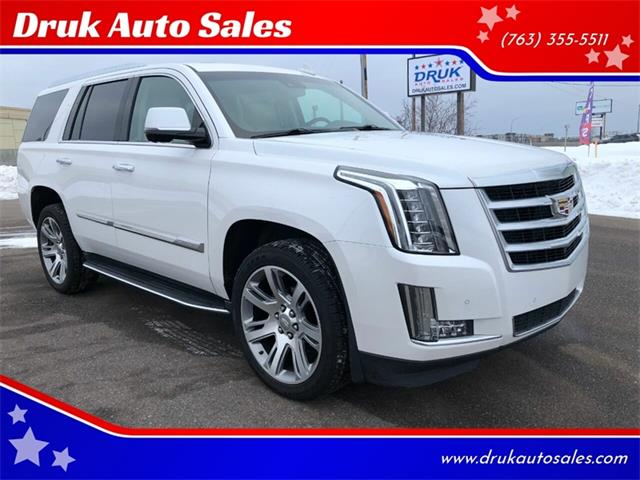 2016 Cadillac Escalade (CC-1321951) for sale in Ramsey, Minnesota
