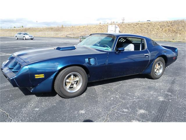 1979 Pontiac Firebird Trans Am (CC-1321957) for sale in Simpsonville, South Carolina