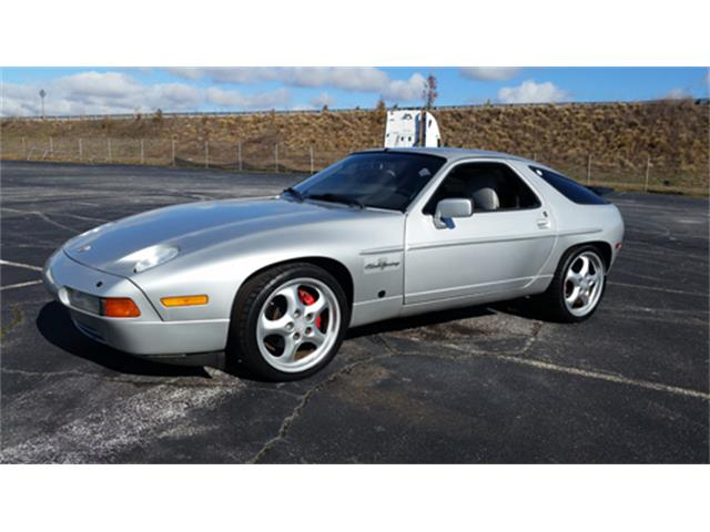 1987 Porsche 928S (CC-1321961) for sale in Simpsonville, South Carolina