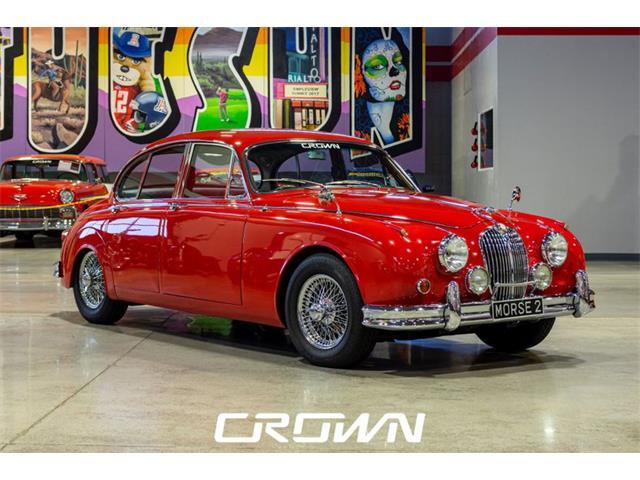 1963 Jaguar Mark I (CC-1321972) for sale in Tucson, Arizona