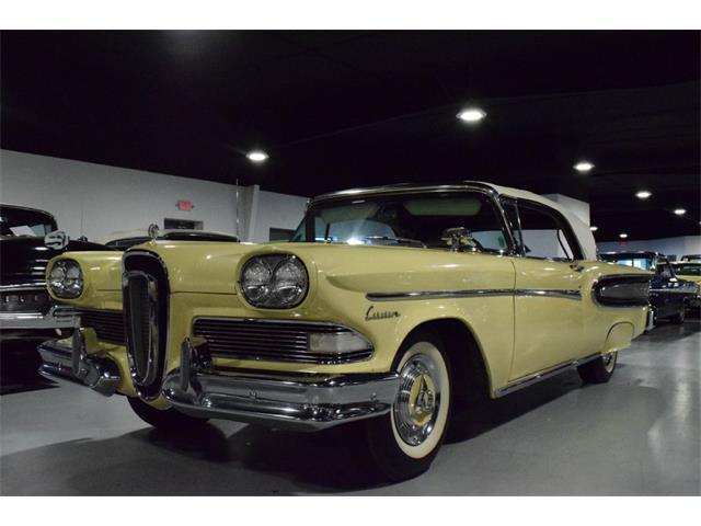 1958 Edsel Citation (CC-1321976) for sale in Sioux City, Iowa