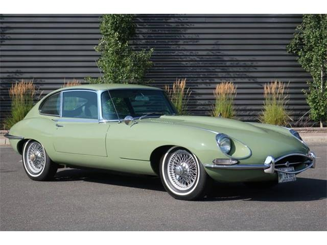 1967 Jaguar E-Type (CC-1321981) for sale in Hailey, Idaho