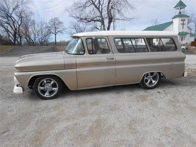1963 Chevrolet Suburban (CC-1321983) for sale in West Line, Missouri