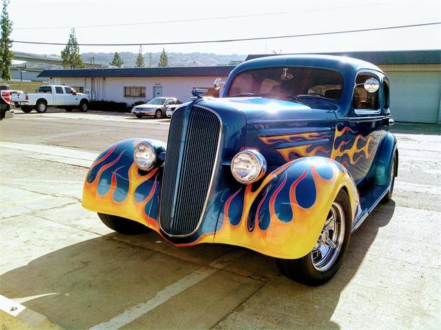 1936 Chevrolet Slantback (CC-1322002) for sale in San Diego, California