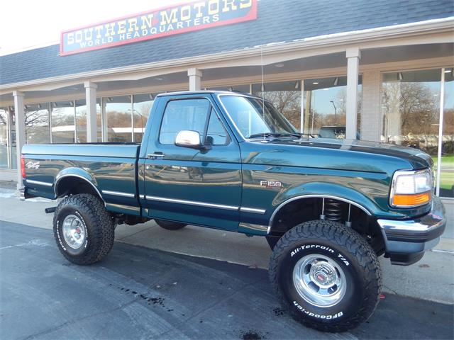 1993 Ford F150 (CC-1322007) for sale in Clarkston, Michigan